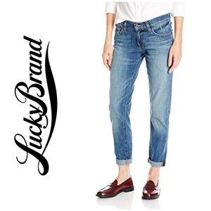 Lucky Breand Sienna Slim Boyfriend Jeans